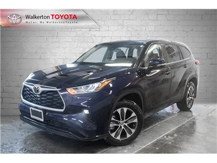 2020 Toyota Highlander XLE (Stk: 20405) in Walkerton - Image 1 of 20