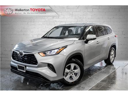 2020 Toyota Highlander LE (Stk: 20445) in Walkerton - Image 1 of 18