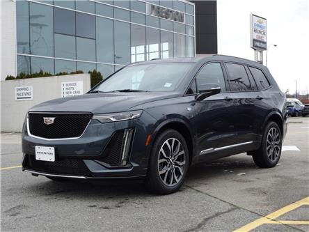 2021 Cadillac XT6 Sport (Stk: 1202240) in Langley City - Image 1 of 6