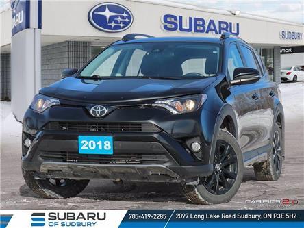 2018 Toyota RAV4 XLE (Stk: S21055A) in Sudbury - Image 1 of 25