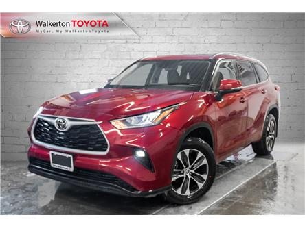 2020 Toyota Highlander XLE (Stk: 20460) in Walkerton - Image 1 of 20