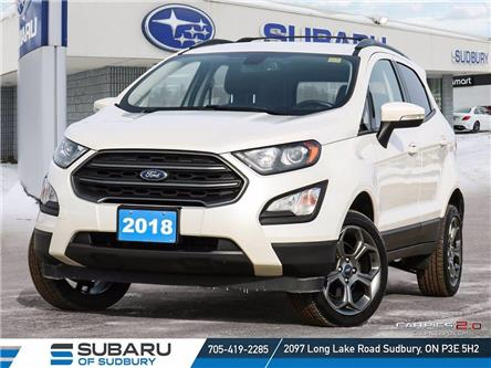 2018 Ford EcoSport SES (Stk: US118A) in Sudbury - Image 1 of 25