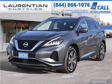 2020 Nissan Murano SV (Stk: BC0108) in Sudbury - Image 1 of 28