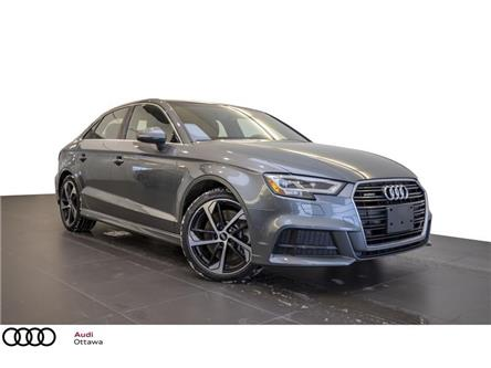 2020 Audi A3 45 Progressiv (Stk: 53260) in Ottawa - Image 1 of 21