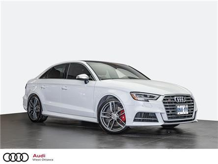 2017 Audi S3 2.0T Technik (Stk: 93378A) in Nepean - Image 1 of 21