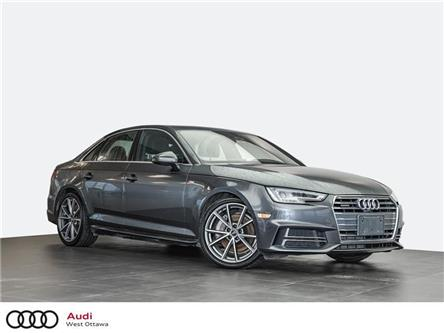 2017 Audi A4 2.0T Technik (Stk: PM728) in Nepean - Image 1 of 21