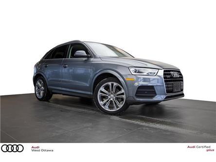 2017 Audi Q3 2.0T Progressiv (Stk: PM761) in Nepean - Image 1 of 21