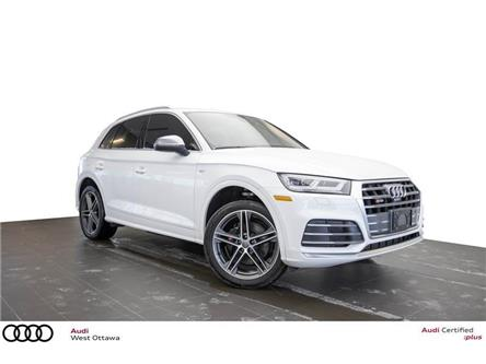 2018 Audi SQ5 3.0T Progressiv (Stk: PM775) in Nepean - Image 1 of 22