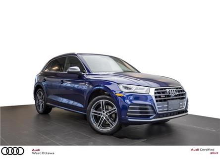 2018 Audi SQ5 3.0T Technik (Stk: PM779) in Nepean - Image 1 of 22