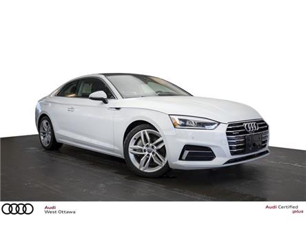 2018 Audi A5 2.0T Technik (Stk: PM780) in Nepean - Image 1 of 20