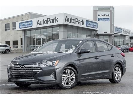 2020 Hyundai Elantra Preferred (Stk: APR9829) in Mississauga - Image 1 of 19