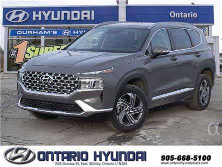 2021 Hyundai Santa Fe Preferred w/Trend Package (Stk: 316227) in Whitby - Image 1 of 20