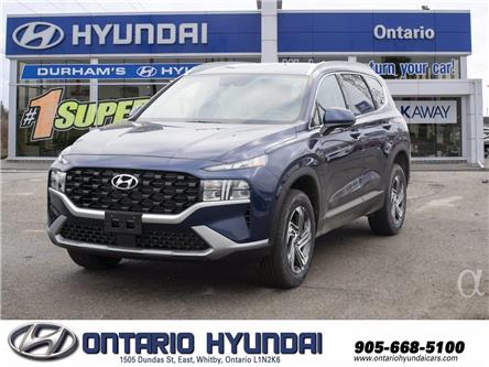 2021 Hyundai Santa Fe ESSENTIAL (Stk: 323254) in Whitby - Image 1 of 16