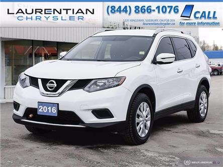 2016 Nissan Rogue  (Stk: 21109A) in Sudbury - Image 1 of 26