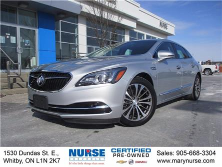 2017 Buick LaCrosse Essence (Stk: 20N008A) in Whitby - Image 1 of 28