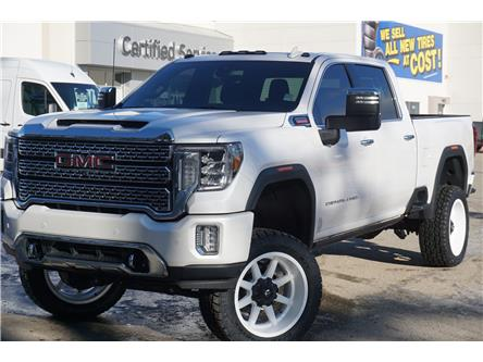2020 GMC Sierra 3500HD Denali (Stk: 21-114A) in Salmon Arm - Image 1 of 27