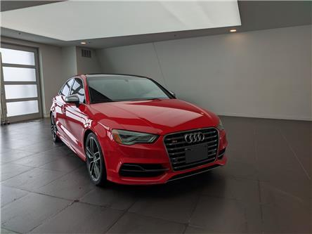 2016 Audi S3 2.0T Progressiv (Stk: B9915) in Oakville - Image 1 of 20