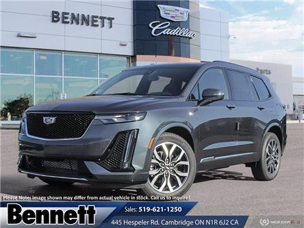 2021 Cadillac XT6 Sport (Stk: D210155) in Cambridge - Image 1 of 23