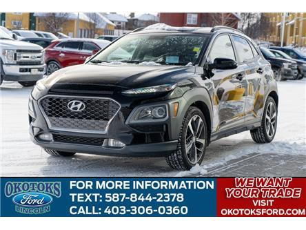 2019 Hyundai Kona 1.6T Trend (Stk: B84085) in Okotoks - Image 1 of 26