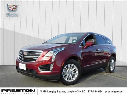 2017 Cadillac XT5 Base (Stk: X31361) in Langley City - Image 1 of 28
