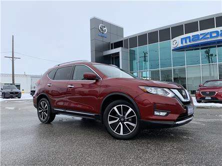 2019 Nissan Rogue SL (Stk: UM2544) in Chatham - Image 1 of 22