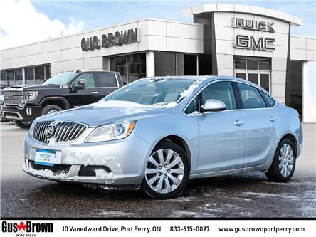 2017 Buick Verano Base (Stk: 121172U) in PORT PERRY - Image 1 of 27