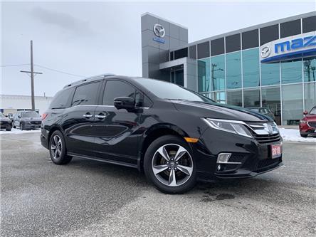 2018 Honda Odyssey EX-L (Stk: UM2543) in Chatham - Image 1 of 21