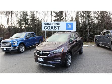 2018 Buick Encore Sport Touring (Stk: SC0219) in Sechelt - Image 1 of 20