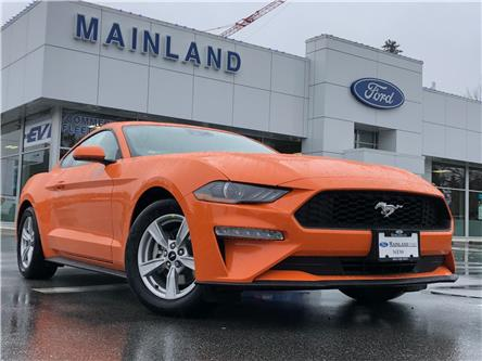 2021 Ford Mustang EcoBoost (Stk: 21MU5284) in Vancouver - Image 1 of 30