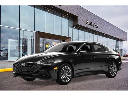 2021 Hyundai Sonata Sport (Stk: N2831) in Burlington - Image 1 of 3