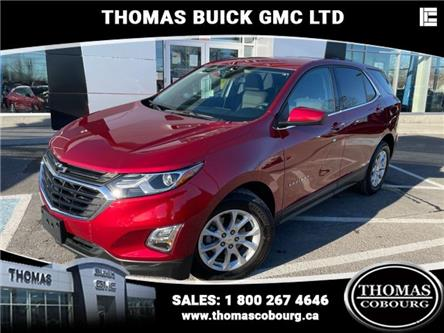 2019 Chevrolet Equinox LT (Stk: UT59407) in Cobourg - Image 1 of 25