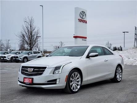 2017 Cadillac ATS 2.0L Turbo Luxury (Stk: 21297A) in Bowmanville - Image 1 of 27