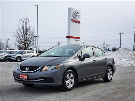 2013 Honda Civic LX (Stk: 20677A) in Bowmanville - Image 1 of 22