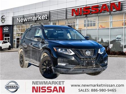 2017 Nissan Rogue SV (Stk: UN1203) in Newmarket - Image 1 of 18