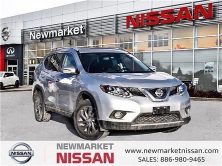 2016 Nissan Rogue SL Premium (Stk: UN1201) in Newmarket - Image 1 of 25