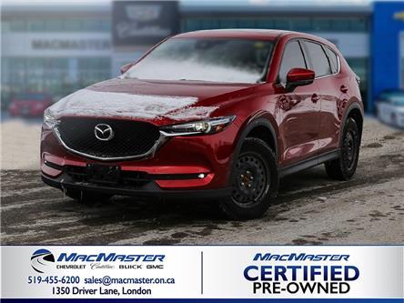 2018 Mazda CX-5 GT (Stk: 205152B) in London - Image 1 of 10