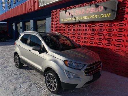 2020 Ford EcoSport Titanium (Stk: 14804) in SASKATOON - Image 1 of 24
