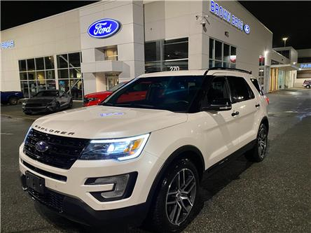 2016 Ford Explorer Sport (Stk: 216500A) in Vancouver - Image 1 of 27