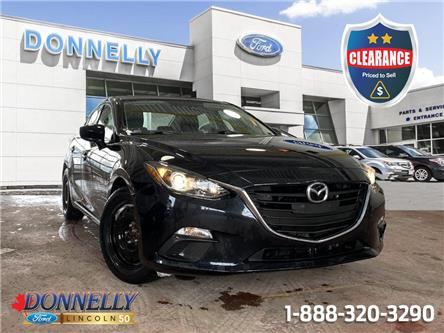 2015 Mazda Mazda3 GS (Stk: DT1553A) in Ottawa - Image 1 of 23