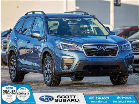 2021 Subaru Forester Touring (Stk: 470369) in Red Deer - Image 1 of 17