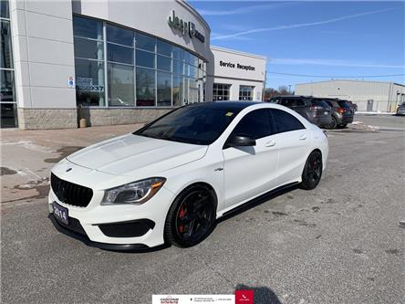 2014 Mercedes-Benz CLA-Class Base (Stk: U04625A) in Chatham - Image 1 of 27