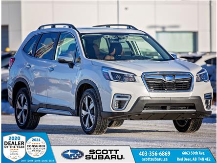2021 Subaru Forester Premier (Stk: SS0438) in Red Deer - Image 1 of 22