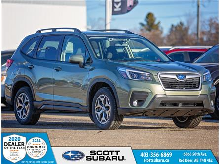 2021 Subaru Forester Convenience (Stk: 458661) in Red Deer - Image 1 of 15