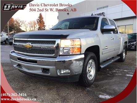 2013 Chevrolet Silverado 1500 LT (Stk: 211112) in Brooks - Image 1 of 15