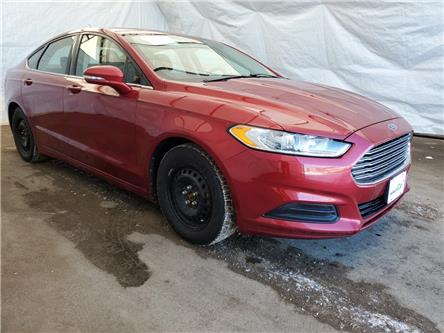 2013 Ford Fusion SE (Stk: I20701) in Thunder Bay - Image 1 of 17