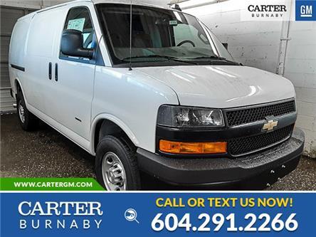 2021 Chevrolet Express 2500 Work Van (Stk: N1-91910) in Burnaby - Image 1 of 12