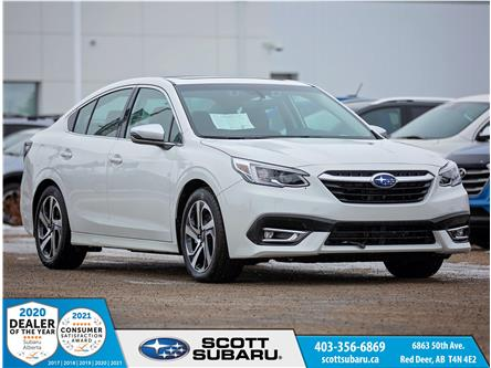 2020 Subaru Legacy Premier (Stk: 012919) in Red Deer - Image 1 of 16