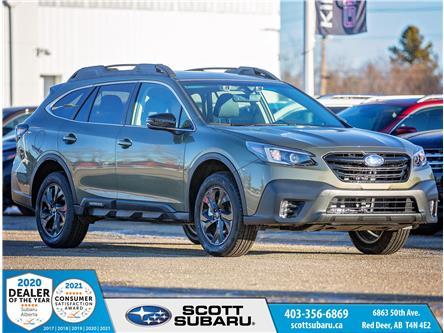 2021 Subaru Outback Outdoor XT (Stk: 131969) in Red Deer - Image 1 of 15