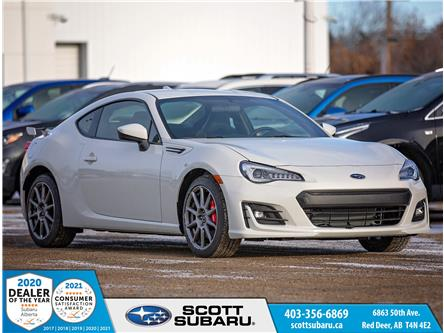 2020 Subaru BRZ Sport-tech RS (Stk: 703504) in Red Deer - Image 1 of 12