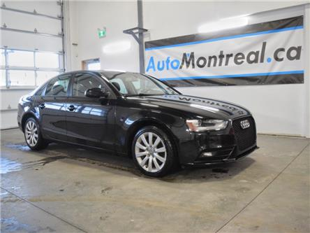2013 Audi A4 2.0T Premium (Stk: 380) in Vaudreuil-Dorion - Image 1 of 30